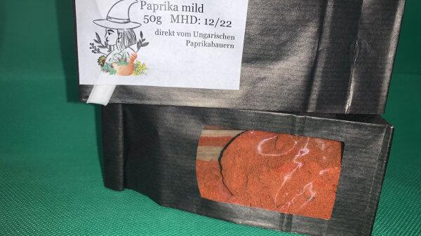 Paprika mild Ungarn