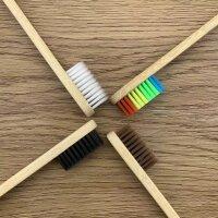 Bambus Zahnbürste für Kinder u. Hunde